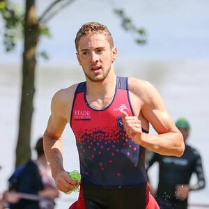 la pause baskets - william mennesson  - triathlon - sport